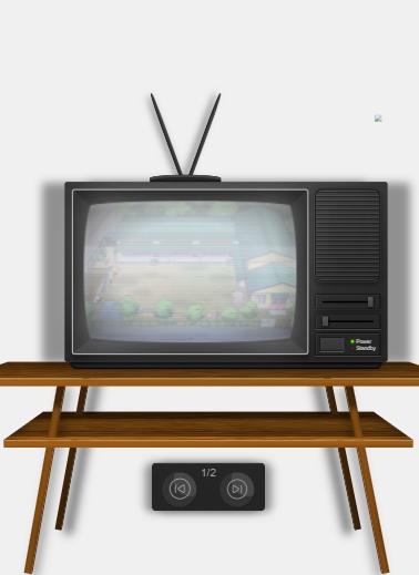 怀旧老电视源码 程序源码图片