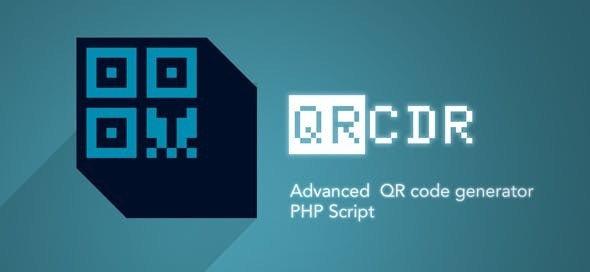 【QR Code Generator】开源免费响应式QRcdr二维码生成网站源码小辉资源网图片