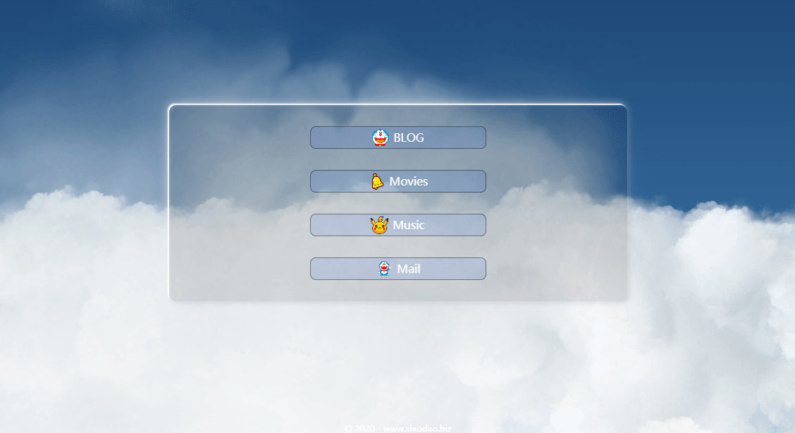 3D远方纯动态白云页面源码3D远方纯动态白云页面源码图片