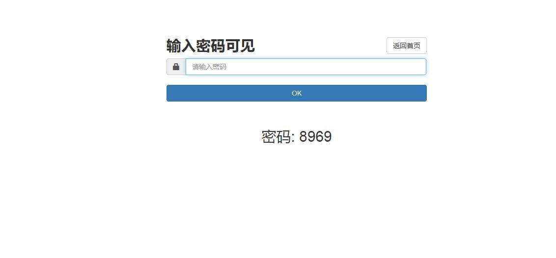 网站随机动态密码代码小辉资源网图片
