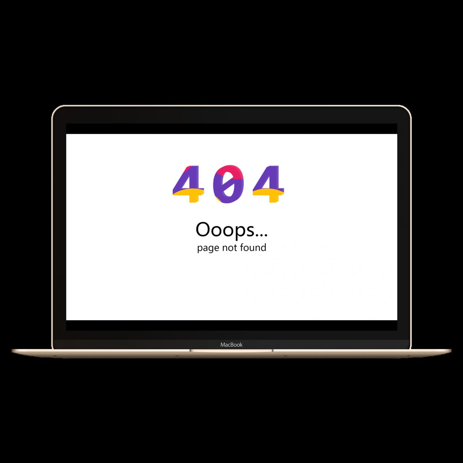 九款好看又不同页面的404源码 带演示站点图片