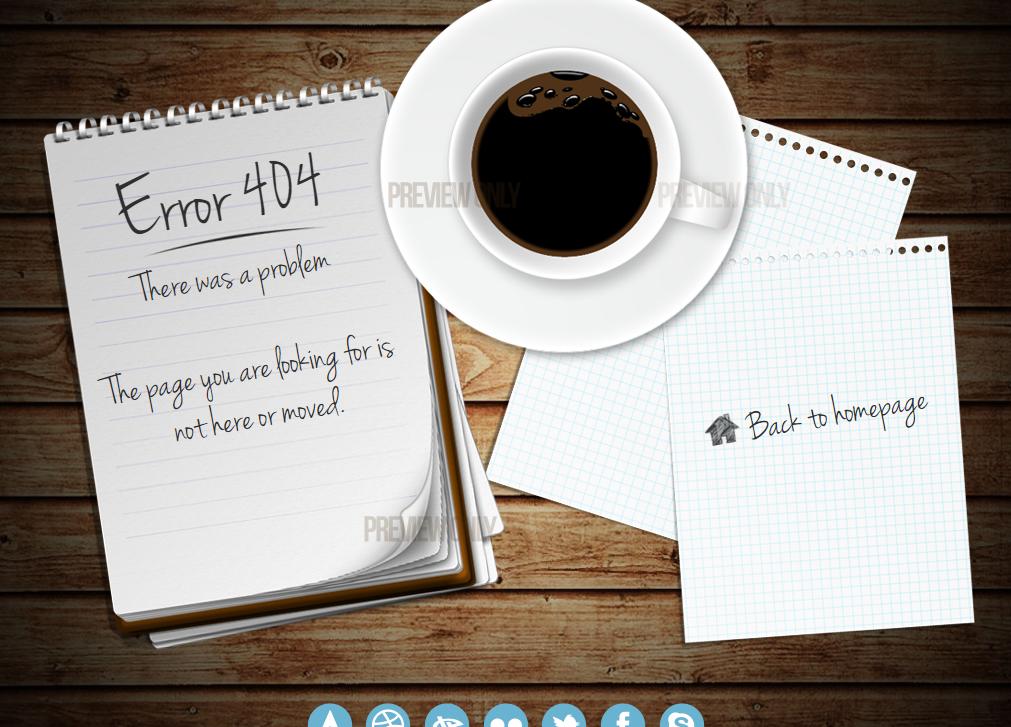 咖啡看书休闲时光404错误页面源码时光图片